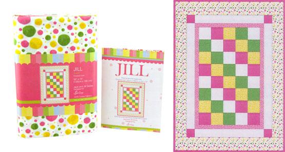 Jill Quilt Kit