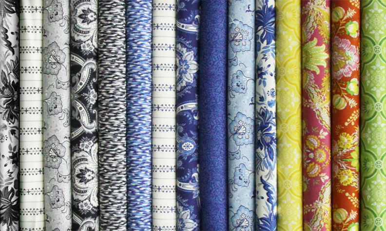 Our selection of high quality Anna Griffin patchwork fabrics