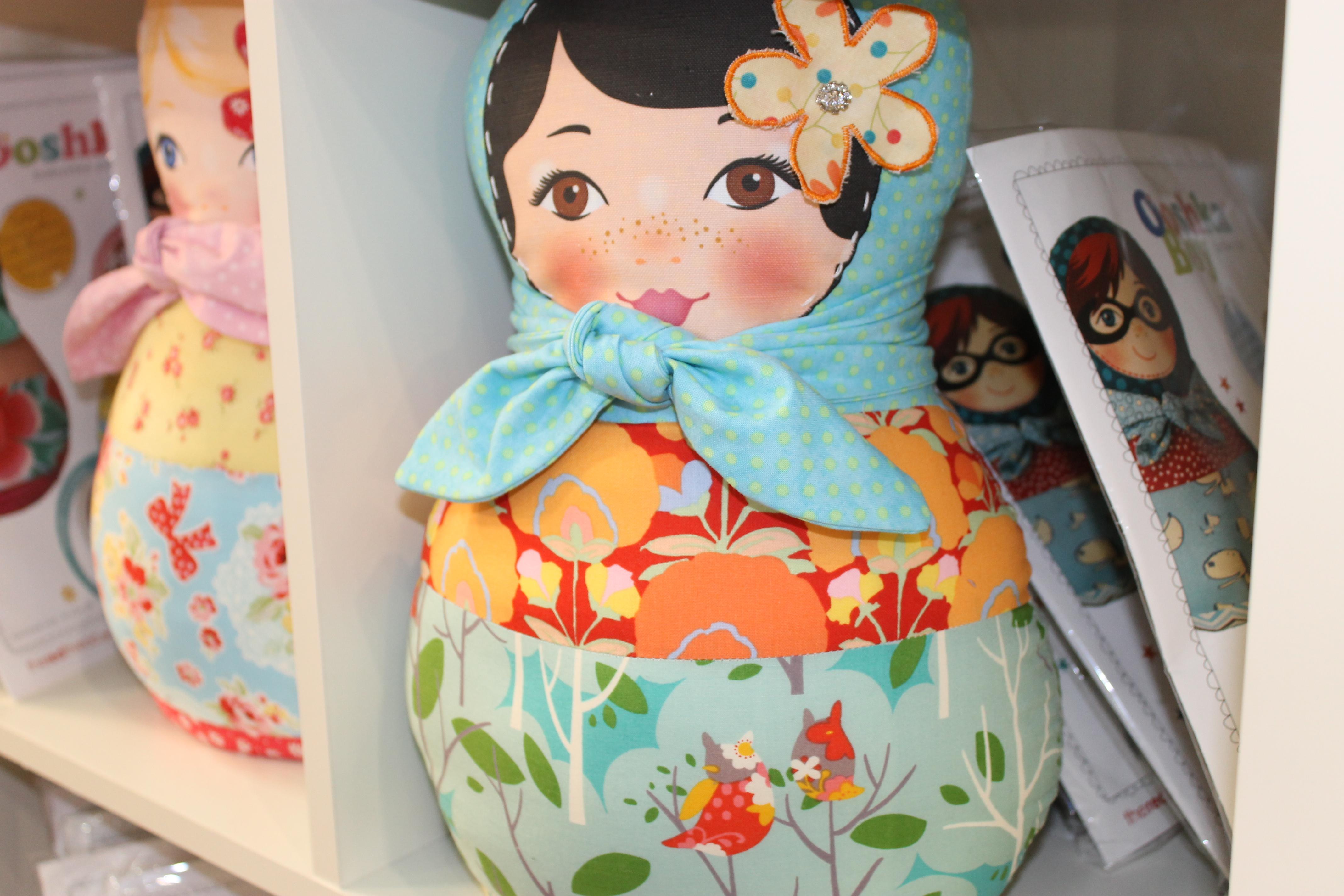 Ooshka doll