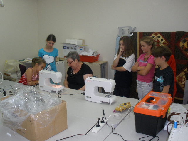 Junior Sewing Academy