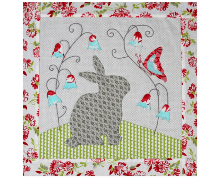 Bunny Wonderings Block
