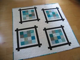 Picture Day by Elizabeth Hartman from International Quilt Festival