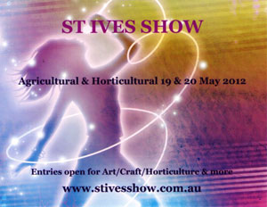 Click here to go to the St Ives Show Website