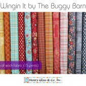 HOT BUY Special: Wingin It Fabric Range